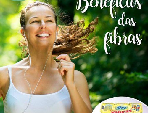 Benefícios das fibras